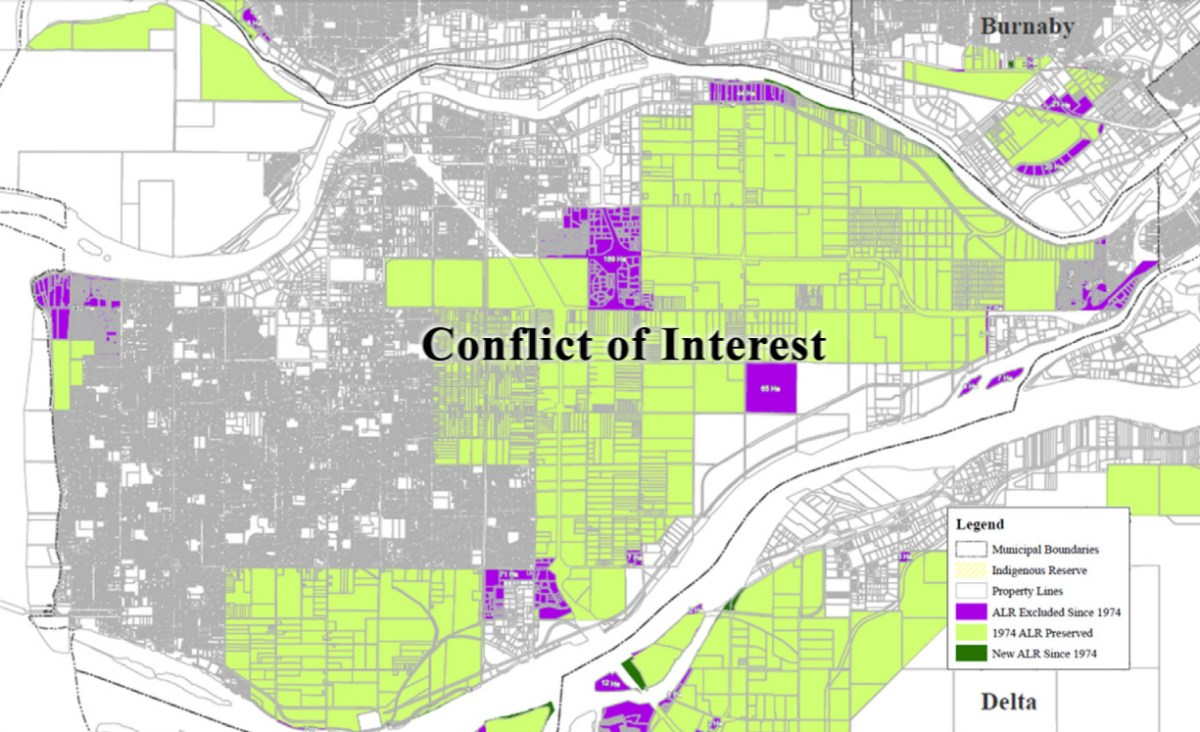 After ALR Sell-Off, Richmond Council Candidate Calls for Update to Conflict of Interest Rules