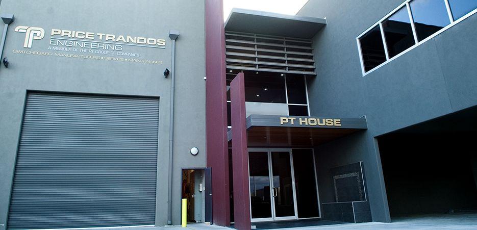 Price Trandos Engineering Building