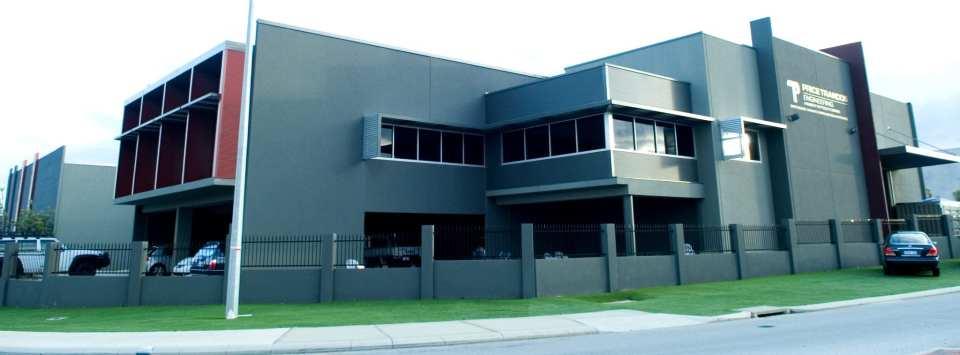 Price Trandos Engineering building seen outside