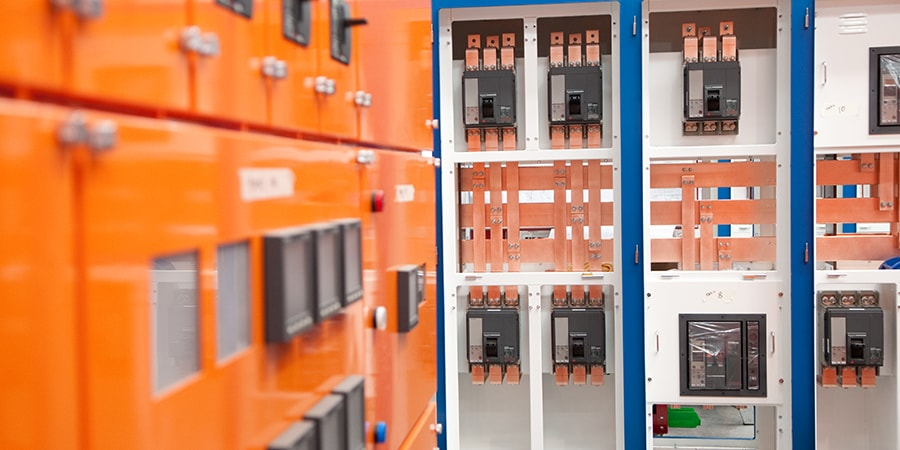 low voltage main switchboard for manufacturing