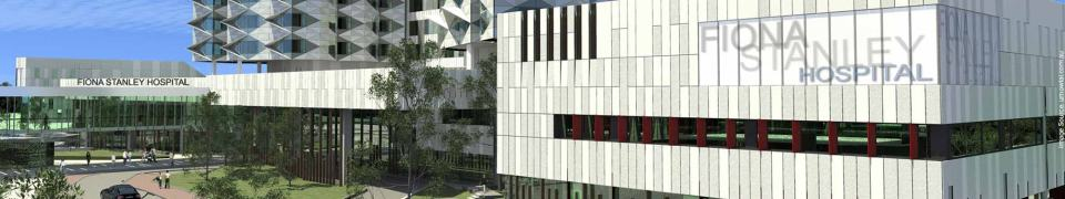 Fiona Stanley Hospital Education Facilities and Hospitals header 1