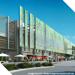 Mandurah Forum Shopping Centre Hotels and Shopping Centres