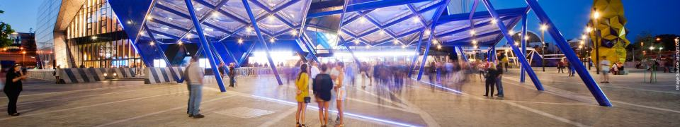 Perth Arena Stadiums and Mixed Use Developments header 1