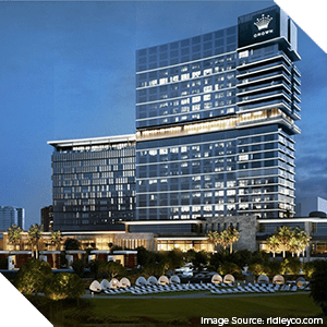 The Crown Towers Hotel Hotels and Shopping Centres