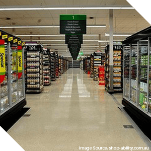 Woolworths Coles Supermarkets Hotels and Shopping Centres
