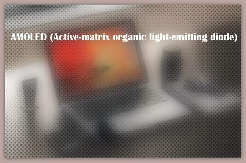 AMOLED (Active-matrix organic light-emitting diode)