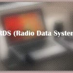 About RDS (Radio Data System)