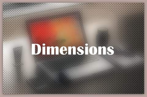 About Dimensions