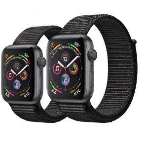 Apple Watch 44mm Series 4 Aluminum GPS + CELLULAR