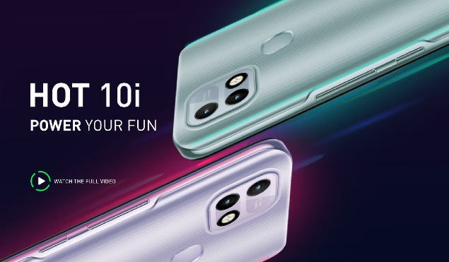 With the new Hot 10i, Infinix smartphone leads the race in launching its first with Helio P65 CPU