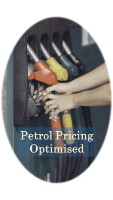 Petrol Pricing Optimised. We do pricing optimisation for service stations. Pricing Is a Thing.com