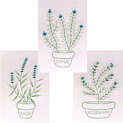Form-A-Lines herbs
