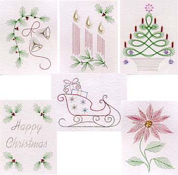 mini Christmas designs