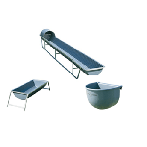 Feed and Water Troughs