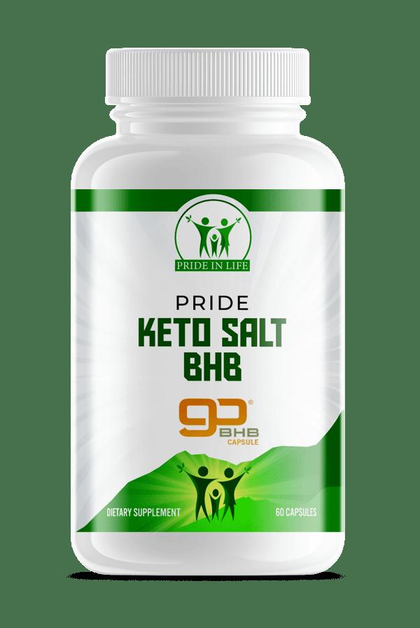 Pride Keto Salt BHB
