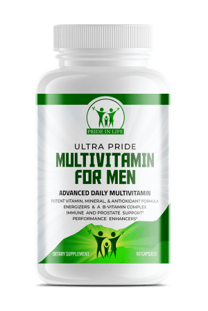 Ultra Pride Multivitamin For Men