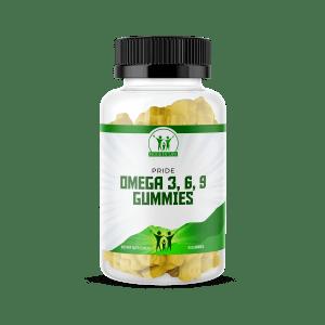 Omega 3, 6, 9 Gummies