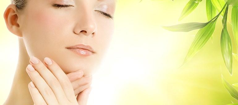 Morning care for Skin