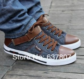2014-hot-new-men-s-denim-jeans-zipper-sneakers-men-casual-shoes-EUR39-44-free-shipping