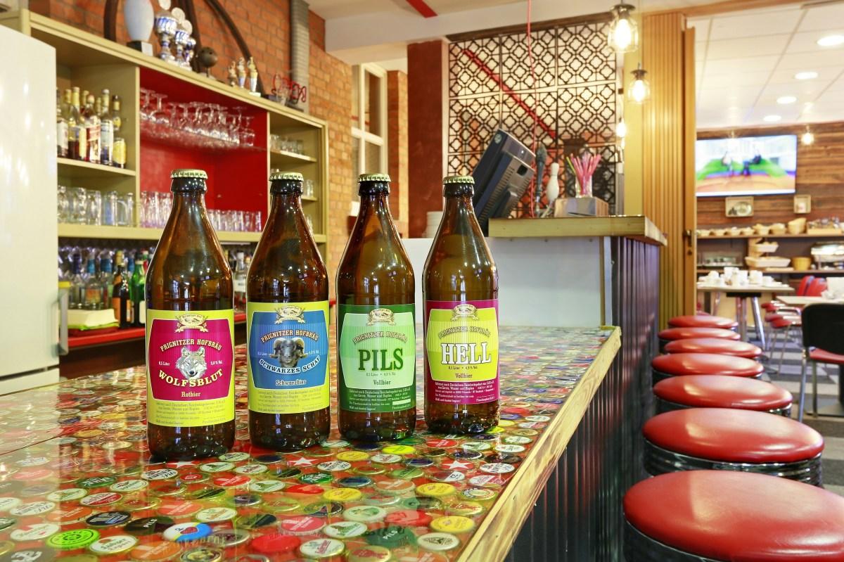 Unsere Biersorten im Prignitzer Hof