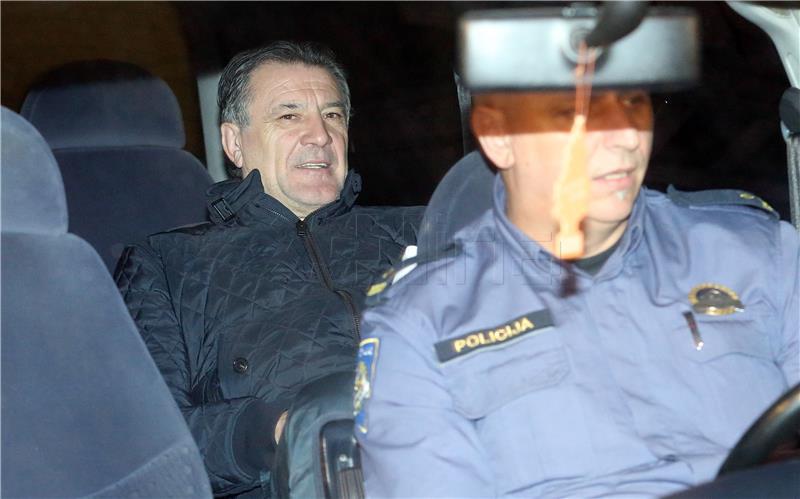 Uskok pokrenuo istragu i zatražio pritvor za trojicu sudaca, braću Mamić i Tadića