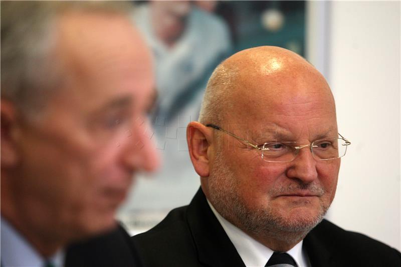 Mateša reizabran u IO Europskih olimpijskih odbora, novi predsjednik Grk Capralos