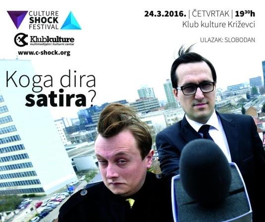"""""""Montirani proces"""" skinut s HTV-a, NewsBarovci u četvrtak na 12. Culture Shock Festivalu"""