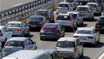 Prometna nesreća na A6 između čvorova Čavle i Orehovica, vozi se uz ograničenje brzine