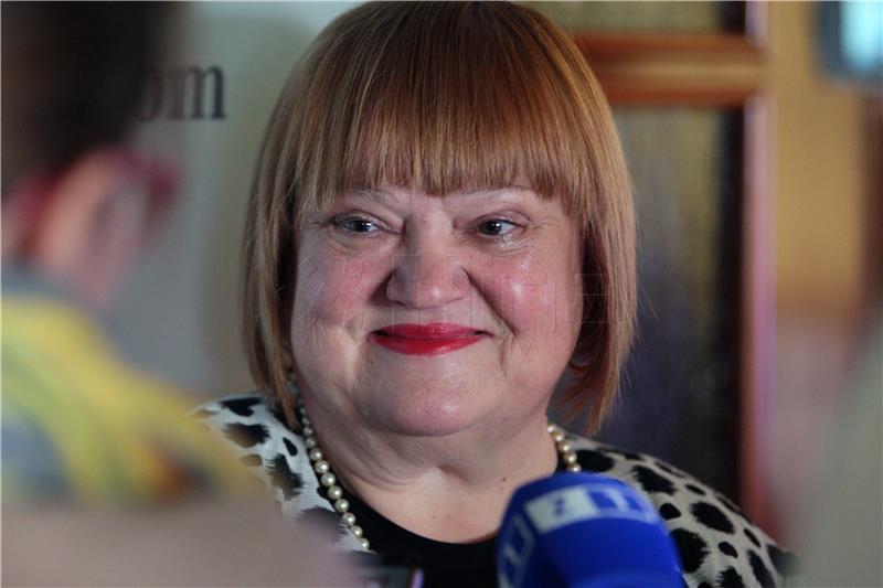 Anka Mrak-Taritaš: Vratit ćemo kulturu i nezavisnu scenu na Savu