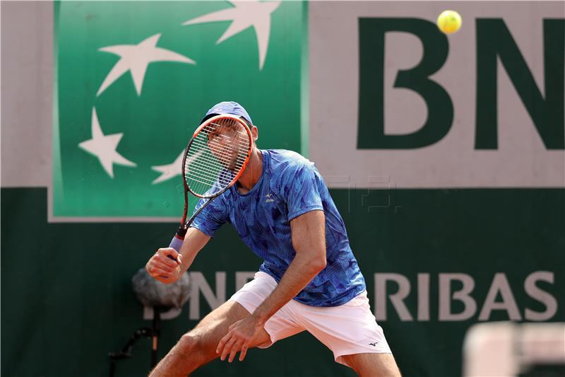 ATP Los Cabos: Poraz Karlovića u prvom kolu