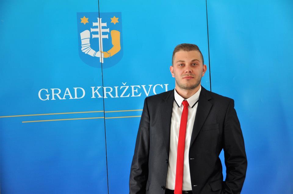 FOTO Marko Katanović izabran za predsjednika Gradskog vijeća Grada Križevaca