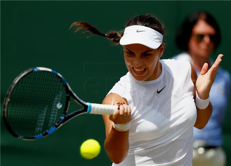 WTA Portorož: Ispala i Ana Konjuh