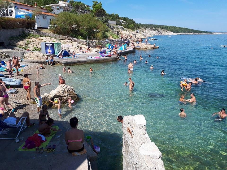 Veliki štakor uznemirio je kupače: Građani i turisti branili su se papučama i prostirkama za plažu
