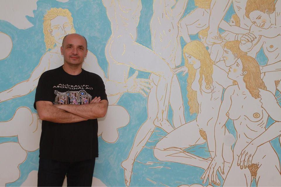'Beskrajna priča' Tomislava Buntaka u križevačkoj Galeriji K2