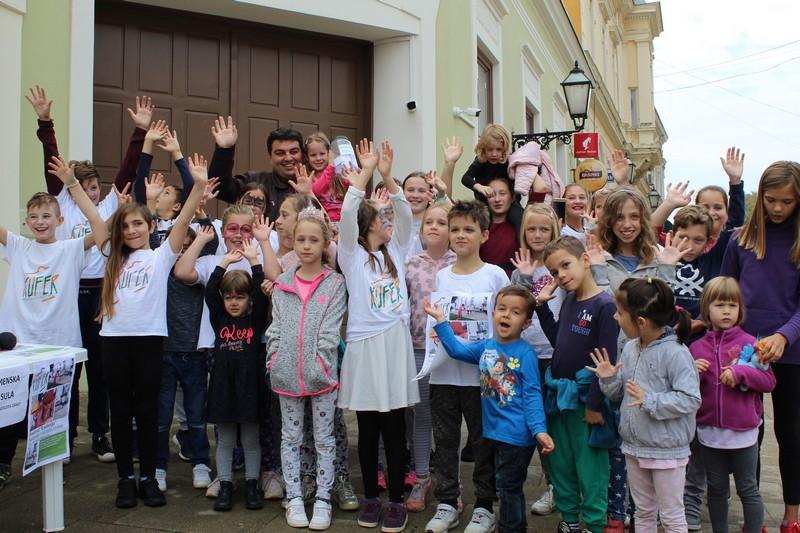 Festivalom ludorija završio križevački Dječji tjedan