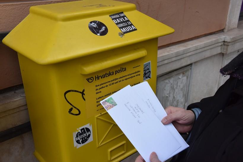 Poštanski uredi od ponedjeljka rade najkasnije do 17 sati