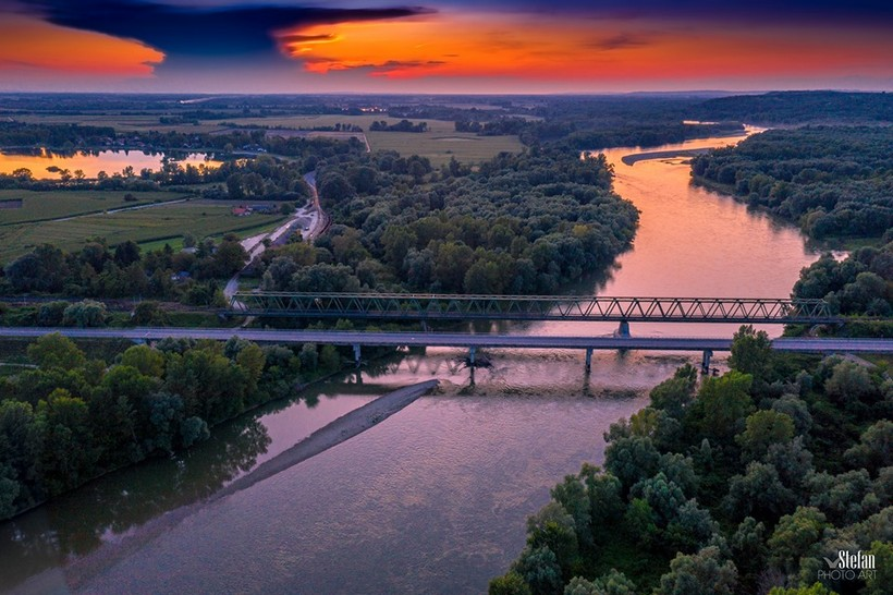 Europska Amazona: UNESCO proglasio rezervat biosfere Mura-Drava-Dunav