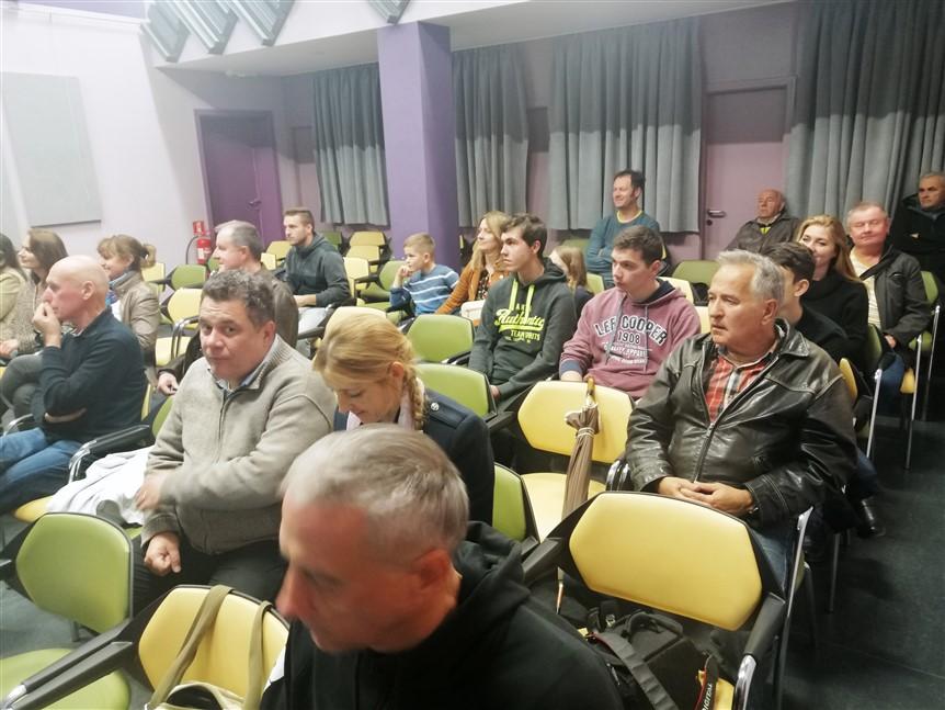 """Andrej Dundović Križevčanima prezentirao """"Potragu za supernovom"""""""
