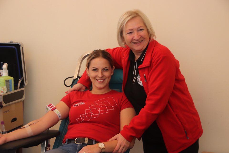 [FOTO] U Križevcima prikupljeno 126 doza krvi