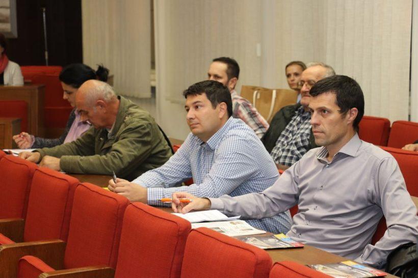 Održana koordinacija s predsjednicima Vijeća mjesnih odbora