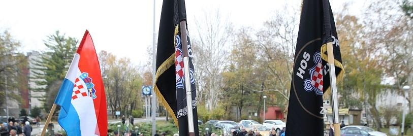 """Križevčaninu 2 tisuće kuna kazne zbog nošenja šilterice s natpisom """"Za dom spremni"""""""