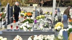 Groblja Koprivnički Bregi i Hlebine, Svi sveti (2)