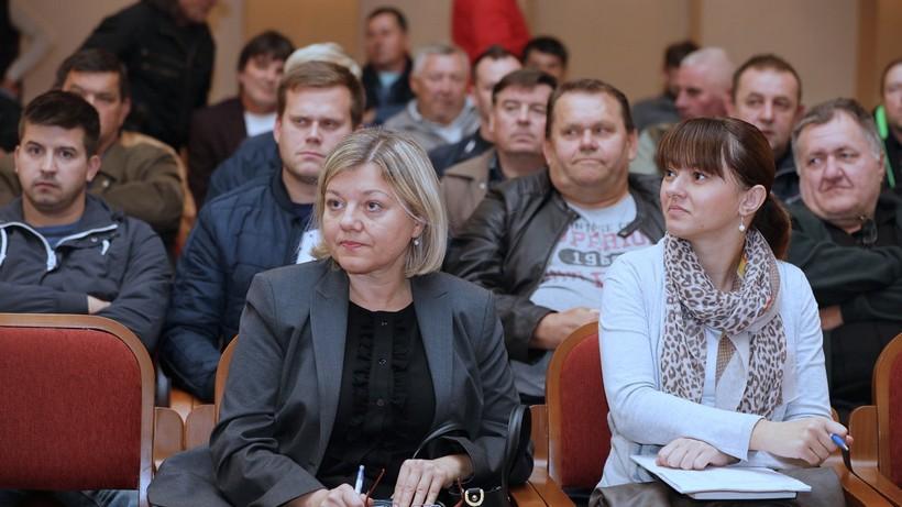 IVANIĆ-GRAD Održano predavanje na temu Raspolaganje poljoprivrednim zemljištem u vlasništvu RH