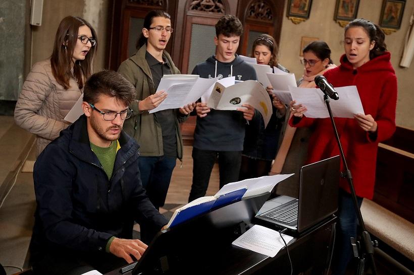 [VIDEO] Zagreb: Prva misa na engleskom jeziku služila se u crkvi svetog Blaža