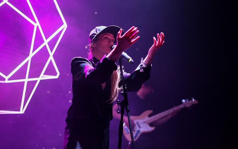 Sun U održala koncert u Zagrebu
