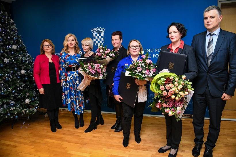 Održana svečana dodjela Državne nagrade za volontiranje u 2019. godini