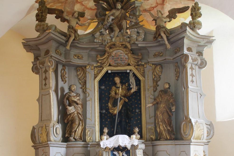 UPOZNAJMO ZAVIČAJ – Kapela svete Julijane u Tremi