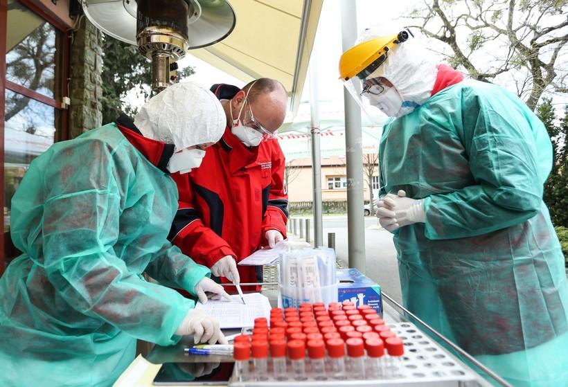 U Osječko-baranjskoj županiji devet novooboljelih, jedna osoba umrla