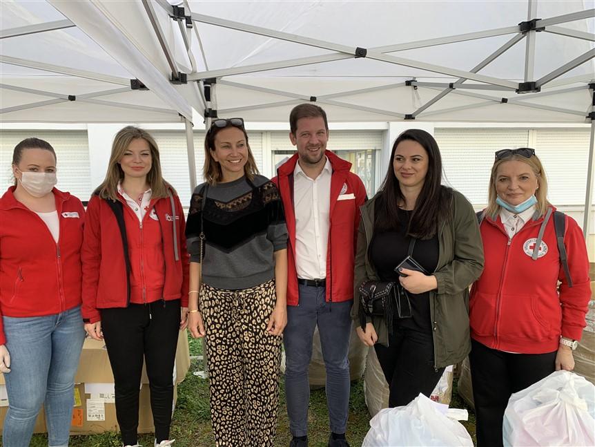 Sportaši za Zagreb: Iz Japana stigla vrijedna donacija odjeće za stanare doma na Cvjetnom naselju