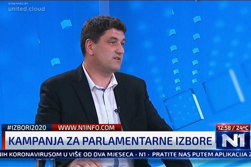 🎦 Bivši HSS-ovac, načelnik Švegović o izlasku iz stranke: 'To više nije HSS u koji sam prije 30 godina ušao'